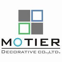 Motier decorative co., ltd. รับออกแบบตกแต่งภายในแบบครบวงจร