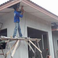 จรัญ รับเหมาก่อสร้าง บ้าน.อาคาร,ตึก